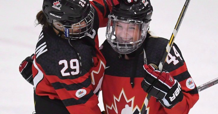 Canadian women's hockey team reunites after 10-month pandemic separation