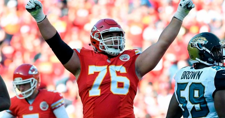 Canadian NFL star Laurent Duvernay-Tardif still planning to resume football career with Chiefs