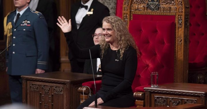 From a 'great adventure' to resignation: The rise and fall of Julie Payette – National