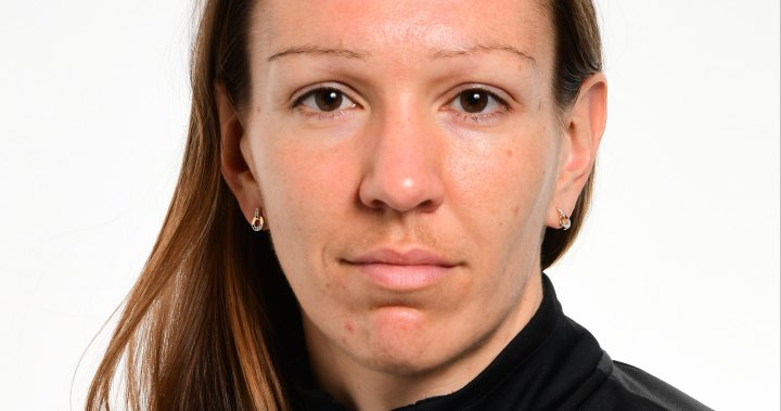 Meet Marie-Soleil Beaudoin, the first Nova Scotia woman to referee at a FIFA World Cup